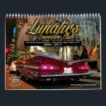 """Lunatics Lowrider Club NYC 2017 Calendar<br><div class=""""desc"""">Lunatics Lowrider Club NYC 2017 Calendar - 15 year anniversary Edition 2002 to 2017.</div>"""