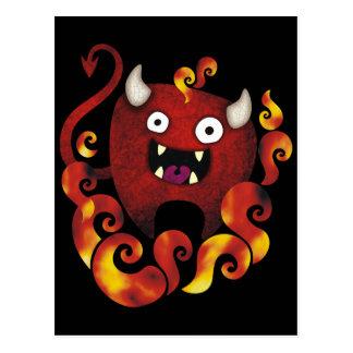 Lunatik! Demon Postcards