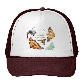 Lunch Anyone ~ hat