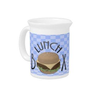 lunch box beverage pitchers