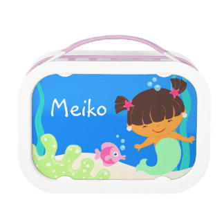 Lunch box for your little mermaid yubo lunch box