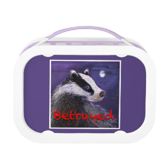 Lunch Box - Never Forget the Badger Cull