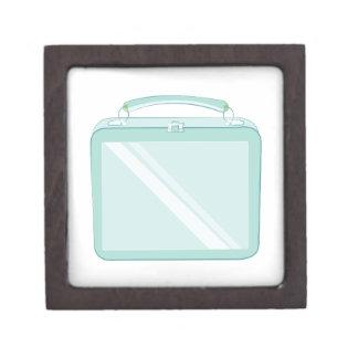 Lunch Box Premium Trinket Box