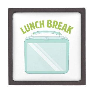 Lunch Break Premium Gift Box