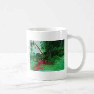 Lunch by the Lake Coffee Mug