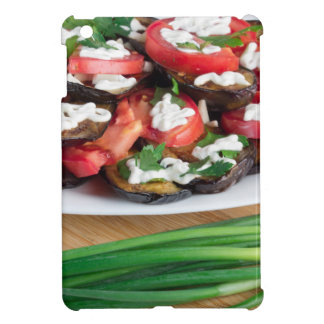 Lunch for a vegetarian iPad mini cover