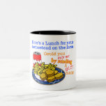 """""""Lunch for Your Homestead"""" Game Mug"""