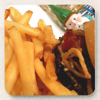 Lunch Gnome Beverage Coaster