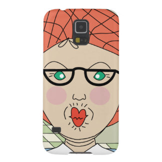 Lunch Lady - I'm One Hot Lunch Lady Case For Galaxy S5