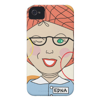 Lunch Lady - I'm One Hot Lunch Lady iPhone 4 Case-Mate Case