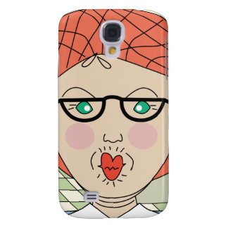 Lunch Lady - I'm One Hot Lunch Lady Samsung Galaxy S4 Cover