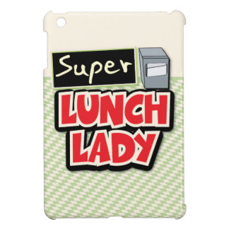 Lunch Lady - Super iPad Mini Covers