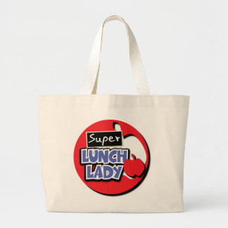 Lunch Lady - Super Large Tote Bag
