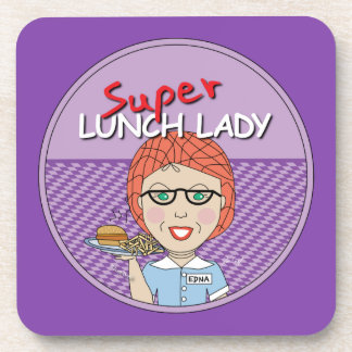 Lunch Lady - Super Lunch Lady Coaster