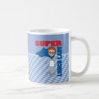 Lunch Lady - Super Lunch Lady Coffee Mug