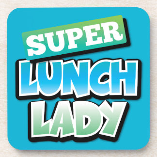 Lunch Lady - Super Lunch Lady Drink Coaster