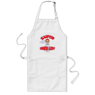 Lunch Lady - Super Lunch Lady Long Apron