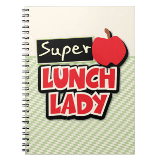 Lunch Lady - Super Lunch Lady Notebook