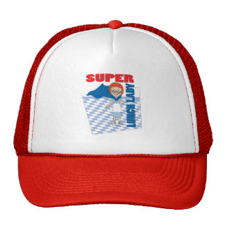 Lunch Lady - Super Lunch Lady Trucker Hat