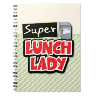 Lunch Lady - Super Notebook