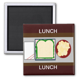 Lunch Magnet