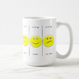 Lunch Coffee Mug