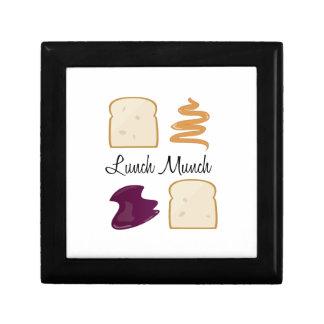 Lunch Munch Trinket Box