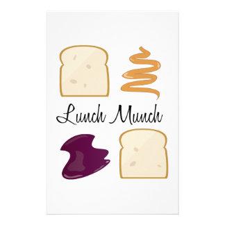 Lunch Munch Stationery