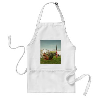 Lunch Time Adult Apron