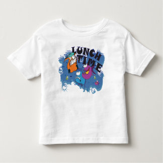Lunch time for Piranha Toddler T-shirt