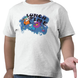 Lunch Time for Piranha Tshirts