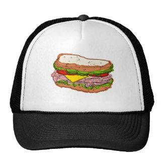 lunch time trucker hat
