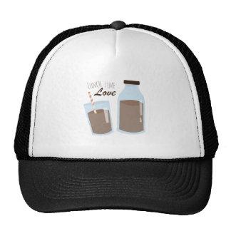 Lunch Time Love Trucker Hat