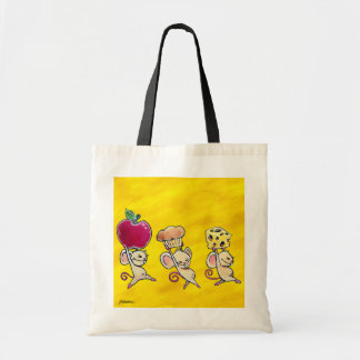 Lunch Time Mice Bag