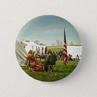 Lunch Time Pinback Button