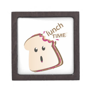 Lunch Time Premium Trinket Boxes