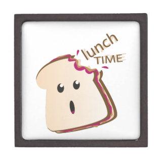 Lunch Time Premium Keepsake Box