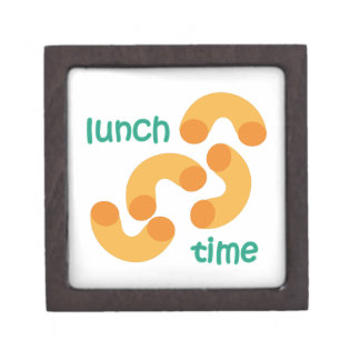 Lunch Time Premium Jewelry Boxes