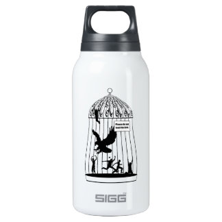 Lunch Time Thermos Bottle