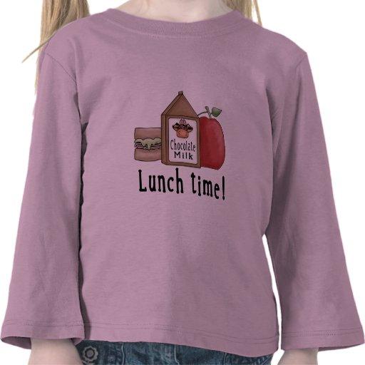 Lunch Time Tshirt