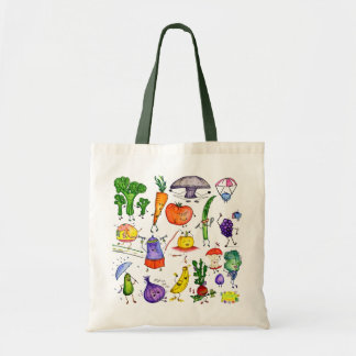 Lunchbox Bunch Bag green strap