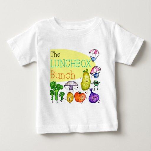 Lunchbox Bunch Logo Baby T-Shirt