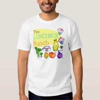 Lunchbox Bunch Logo T Shirt