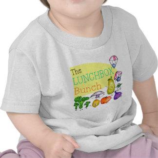 Lunchbox Bunch Logo Tee Shirt