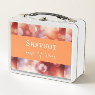 Lunchbox Storage Carrier Shavuot Feast Of Weeks