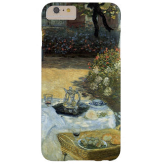 Luncheon by Claude Monet, Vintage Impressionism Barely There iPhone 6 Plus Case