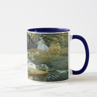 Luncheon by Claude Monet, Vintage Impressionism Mug