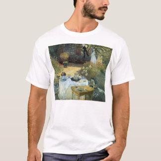 Luncheon by Claude Monet, Vintage Impressionism T-Shirt
