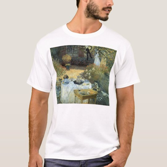 Luncheon by Claude Monet, Vintage Impressionism T-Shirt