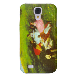 Luncheon by Pal Szinyei Merse Galaxy S4 Covers